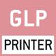 GLP/ISO-Protokoll: mit Wägewert, Datum und Uhrzeit. Nur mit KERN-Druckern, siehe Zubehör